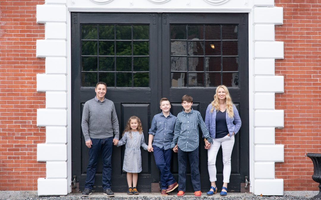 Why We Give from the Zohn Family