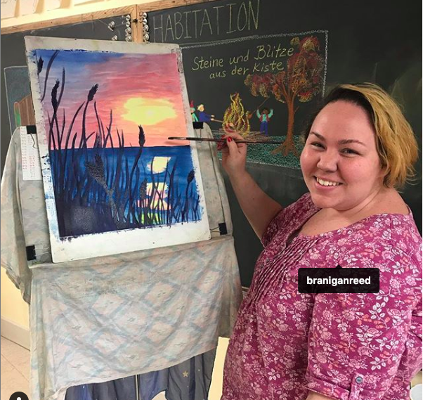 Painting Night Friday March 8