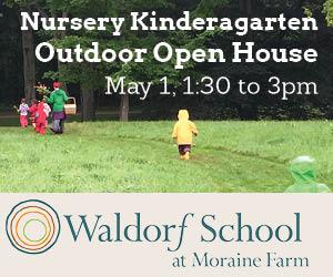 Nursery Kindergarten Outdoor Open House