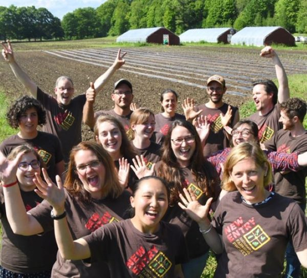 New Entry Sustainable Farming Project Open Farm Day August 10